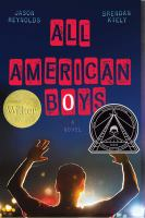 Cover art for All American Boys