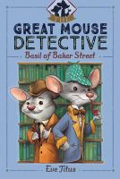 Cover art for Basil of Baker Street