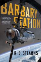 Cover art for Barbary Station