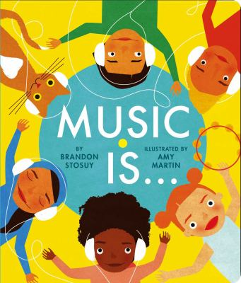 Cover image for Music is...