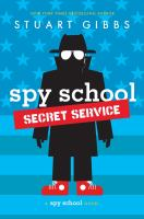 Cover art for Spy School Secret Service