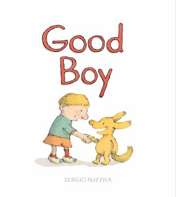 Cover image for Good boy
