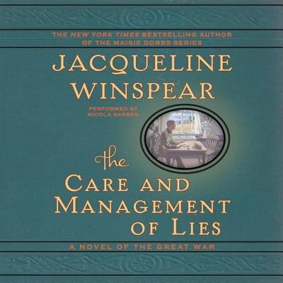 cover of The Care and Management of Lies