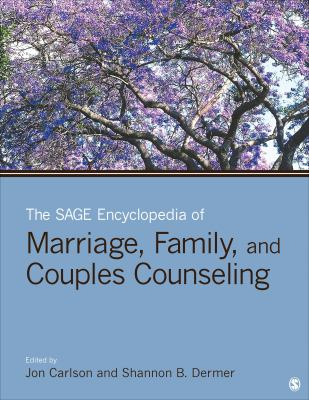 Book jacket for The SAGE Encyclopedia of Marriage, Family and Couples Counseling