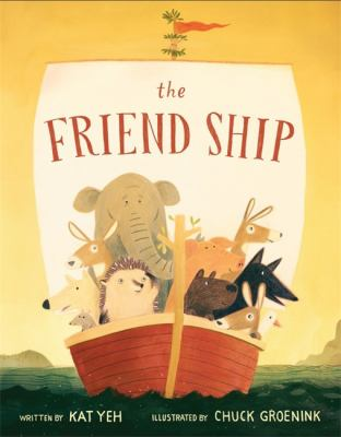 cover of The Friend Ship