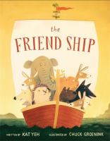 The+friend+ship by Yeh, Kat © 2016 (Added: 3/7/17)