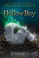 The+hollow+boy by Stroud, Jonathan © 2016 (Added: 9/7/16)