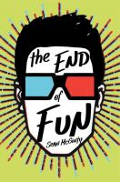 Book cover of The End of FUN