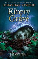 Cover art for The Empty Grave