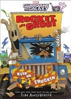 Rocket+and+groot++keep+on+truckin by Angleberger, Tom © 2017 (Added: 4/10/17)