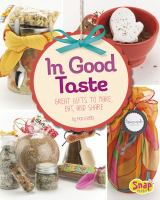 Cover art for In Good Taste