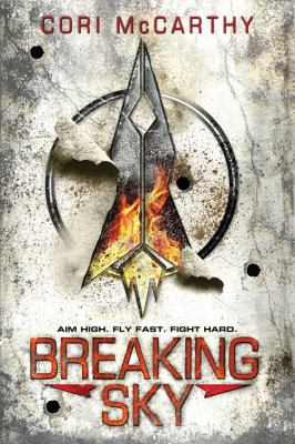 cover of Breaking Sky
