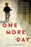 One More Day by Simmons, Kelly © 2016 (Added: 4/25/16)