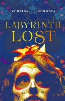 Cover art for Labyrinth Lost