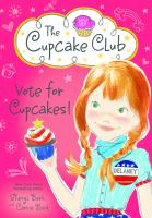 Cover art for The Cupcake Club