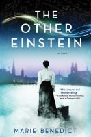 The Other Einstein : A Novel by Benedict, Marie © 2016 (Added: 10/18/16)