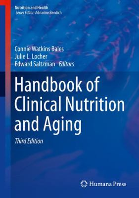 Cover image of Handbook of Clinical Nutrition and Aging