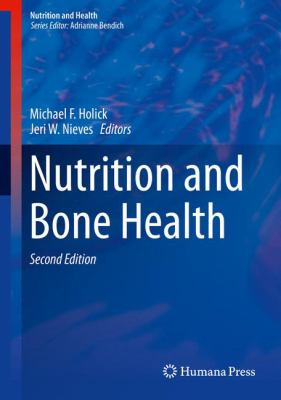 Cover image for Nutrition and Bone Health