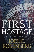 Cover art for The First Hostage