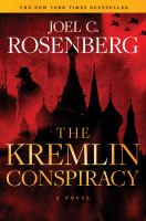Cover art for The Kremlin Conspiracy