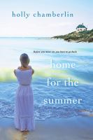 Cover art for Home for the Summer