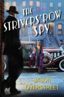 Book cover of The Strivers' Row Spy