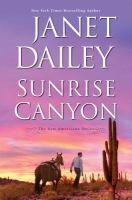 Cover art for Sunrise Canyon