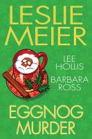 Cover art for Eggnog Murder