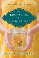 Cover art for The Education of Dixie Dupree