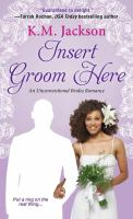 Cover art for Insert Groom Here