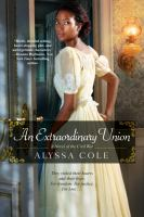 Cover art for An Extraordinary Union