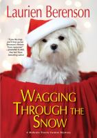 Cover Art for Wagging Through the Snow