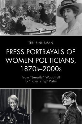Press portrayals of women politicians cover
