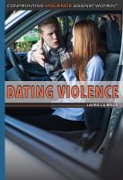 Dating Violence by La Bella, Laura © 2016 (Added: 5/17/16)