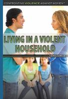 Living In A Violent Household by La Bella, Laura © 2016 (Added: 5/17/16)