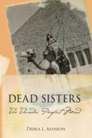 Dead Sisters : The Thunder : Perfect Mind by Manion, Debra L. © 2015 (Added: 2/8/16)