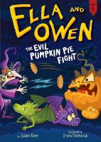 The+evil+pumpkin+pie+fight by Kent, Jaden © 2017 (Added: 1/18/18)
