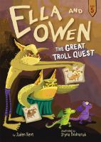 The+great+troll+quest by Kent, Jaden © 2017 (Added: 1/18/18)