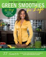 Cover art for Green Smoothies for Life