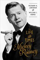 Cover of The Life and Times of Mickey Rooney