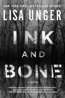 Cover art for Ink and Bone