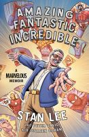 Cover art for Amazing Fantastic Incredible