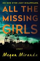 Cover art for All the Missing Girls