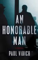 Cover art for An Honorable Man