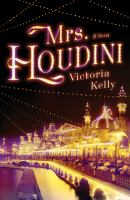 Cover art for Mrs. Houdini
