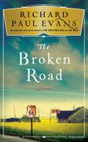 Cover art for The Broken Road