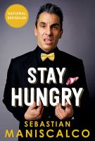 Cover art for Stay Hungry
