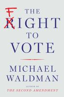 Cover art for The Fight to Vote