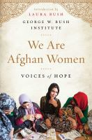 Cover art for We Are Afghan Women