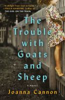 Cover art for The Trouble with Goats and Sheep